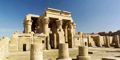 Over day trip to Edfu and Kom Ombo temples.