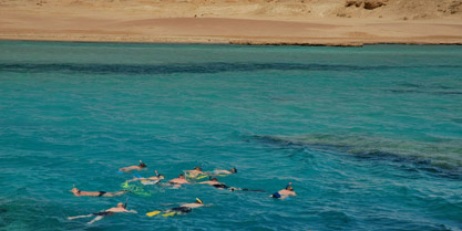 Full day snorkeling trip to Ras Mohamad