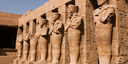 Over day trip to Luxor by bus