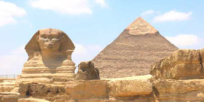 Pyramids, Sakkara and Memphis