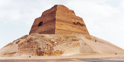 Over-day trip to Fayoum pyramids from Cairo