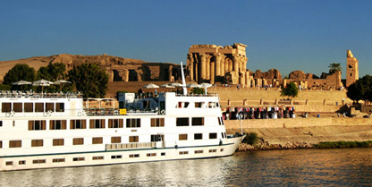 Three Nights / four days Nile cruise ex Aswan