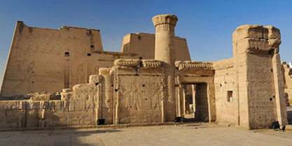 Over day trip to Edfu and Kom Combo temples from Luxor