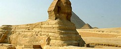 Half-day trip to the Pyramids of Giza and Sphinx