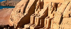 Over day to Abu Simbel by bus